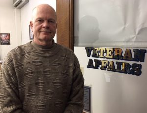 Director/County Veterans Service Officer (CVSO) Roy Wohlert